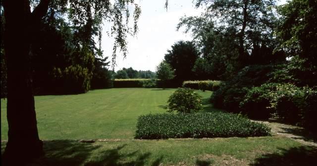 Wandelen door de tuin De Vennen