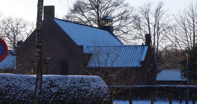 Sluiting kerk Noordlaren 31 maart en 8 april