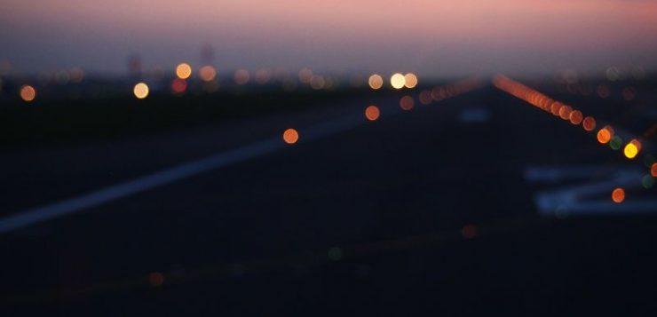 Intensief vliegverkeer, ook 's avonds lessen