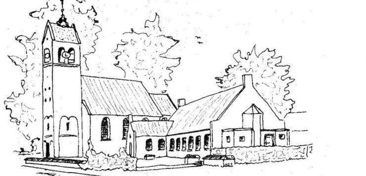 Aanpassing kerkzaal Trefpunt Glimmen