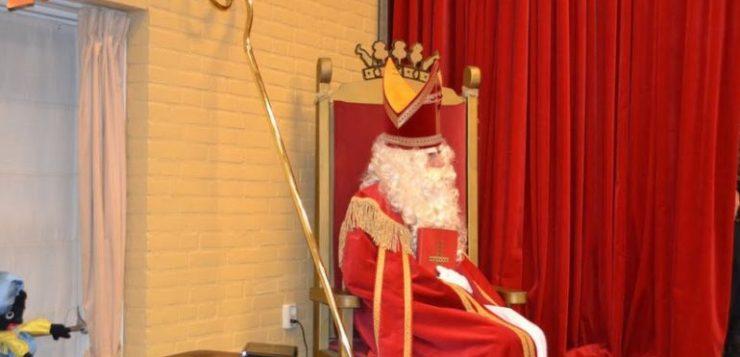 Sinterklaas intocht Glimmen 22 november