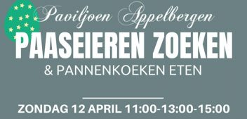 Paasfeest in Appelbergen 12 april