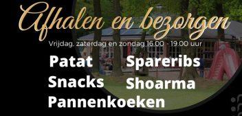 Appelbergen bezorgt ook in Glimmen, Onnen, Noordlaren
