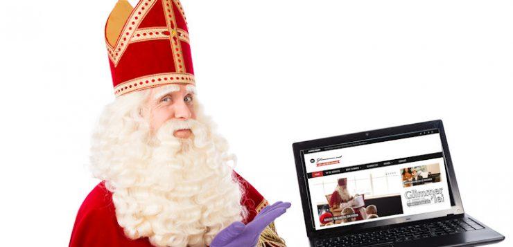 Bericht van Sint en zijn Pieten