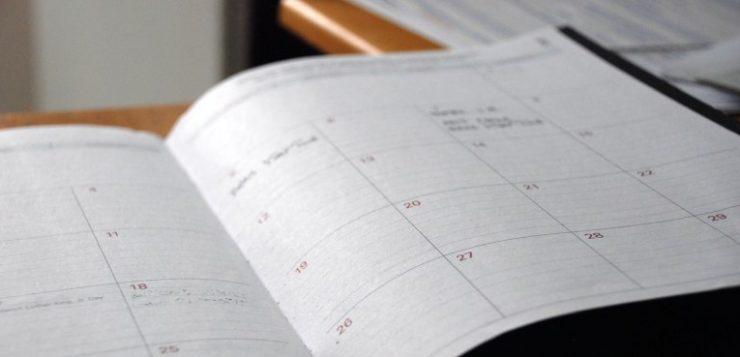 Agenda voor Glimmen weer online
