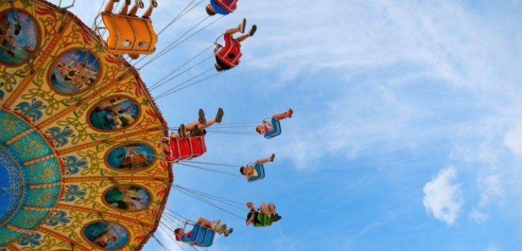 Uitje naar attractiepark Drouwenerzand 12 augustus